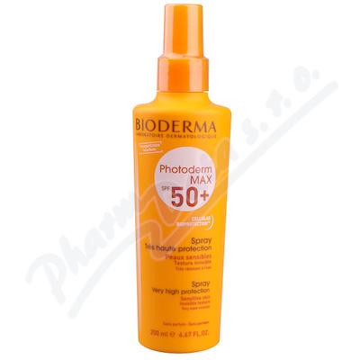 BIODERMA Photoderm spray SPF50+ 200ml