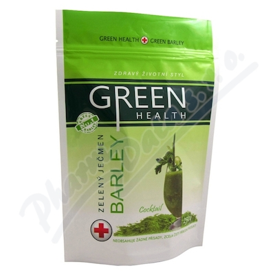 Green Health zelený ječmen 250g
