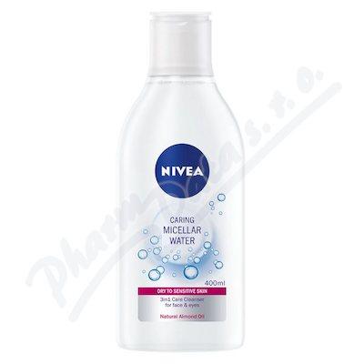 NIVEA Micelární voda sensitive S/C 400ml 89258