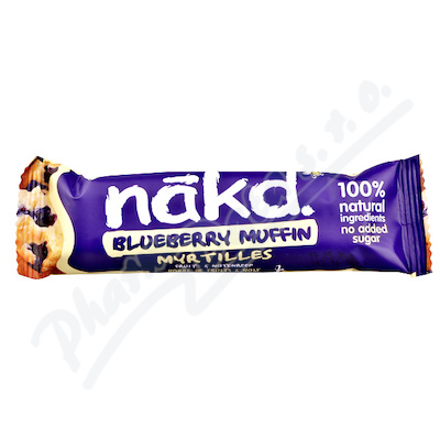 Nakd blueberry muffin 35g