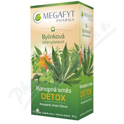Megafyt Konopná směs Detox 20x1.5g