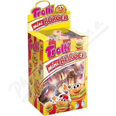 Bonbóny Mini Burger 80ks