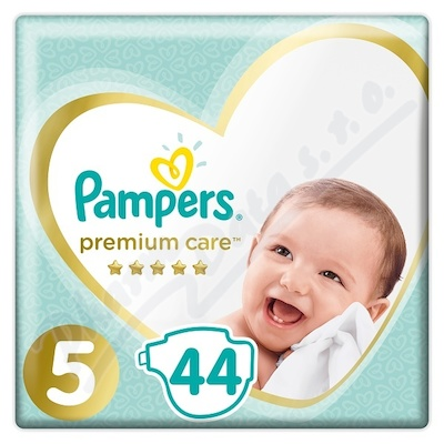 PAMPERS Premium Care 5 Junior 44ks