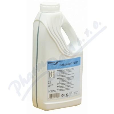 Sekusept Plus 2l dezinfekce nástrojů
