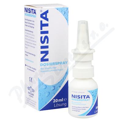 NISITA nosní sprej 20ml