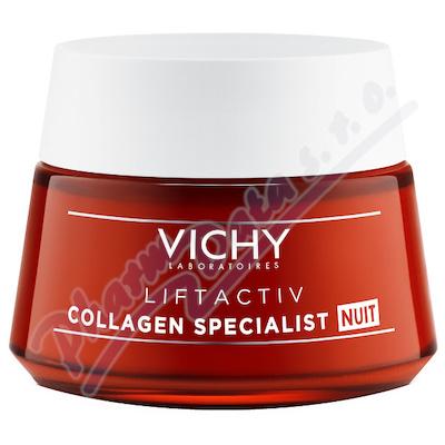 VICHY Liftactiv Collagen Specialist noční 50ml