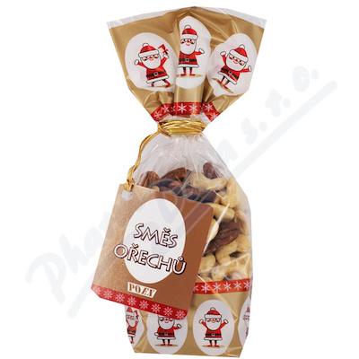 POEX Směs ořechů Vánoce 150g