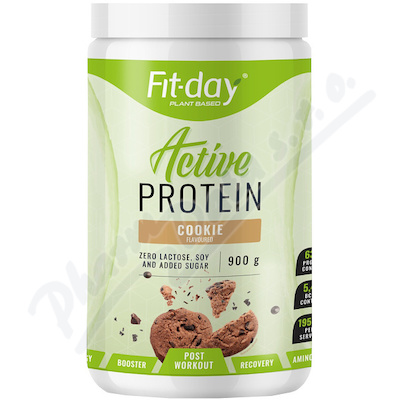 Fit-day protein active cookie 900g