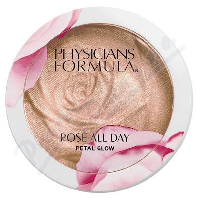 PF Rosé All Day Petal Glow rozjasňovač Pet.Pink9.2