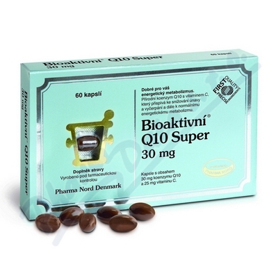 Bioaktivní Q10 Super cps.60x30mg