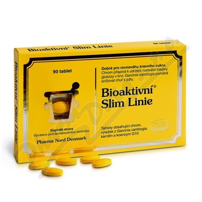 Bioaktivní Slim/Linie tbl.90
