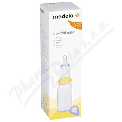 MEDELA SpecialNeeds láhev pro děti s rozštěp.150ml