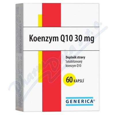 Koenzym Q10 30 mg cps.60 Generica