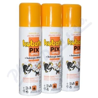 Kubatol a.u.v. Pix spray 150 ml