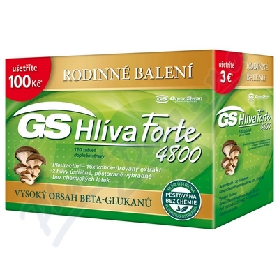 GS Hlíva Forte tbl.120