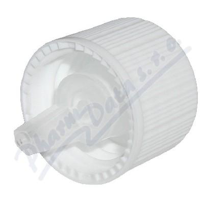 Uzávěr bílý s vnitř.kapátkem 50101 20ks F45+F2Mant