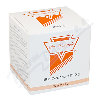 DR.MICHAELS Krém (Skin Care Cream) 250g na lupénku
